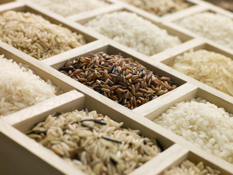 все виды риса фото или, как еще