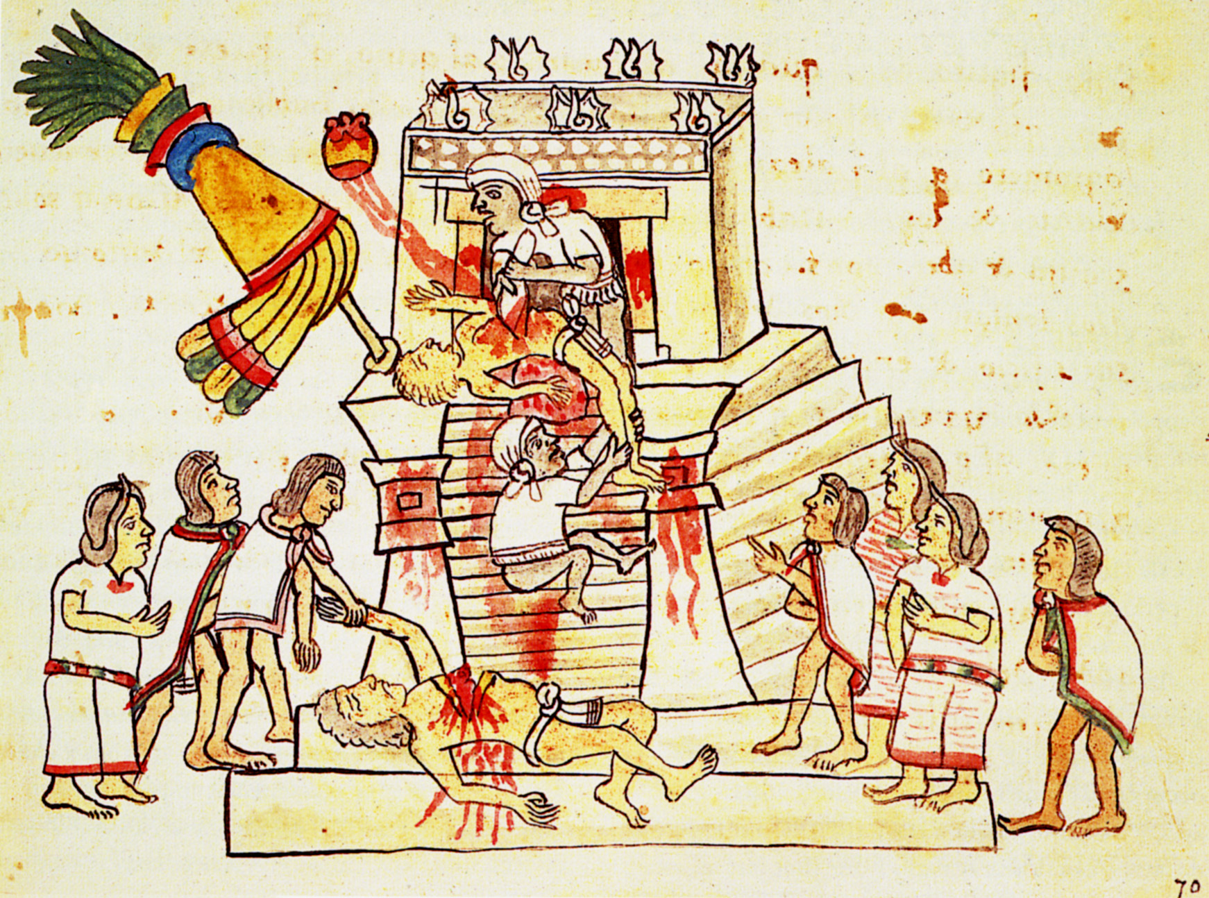 mayan sacrifice rituals