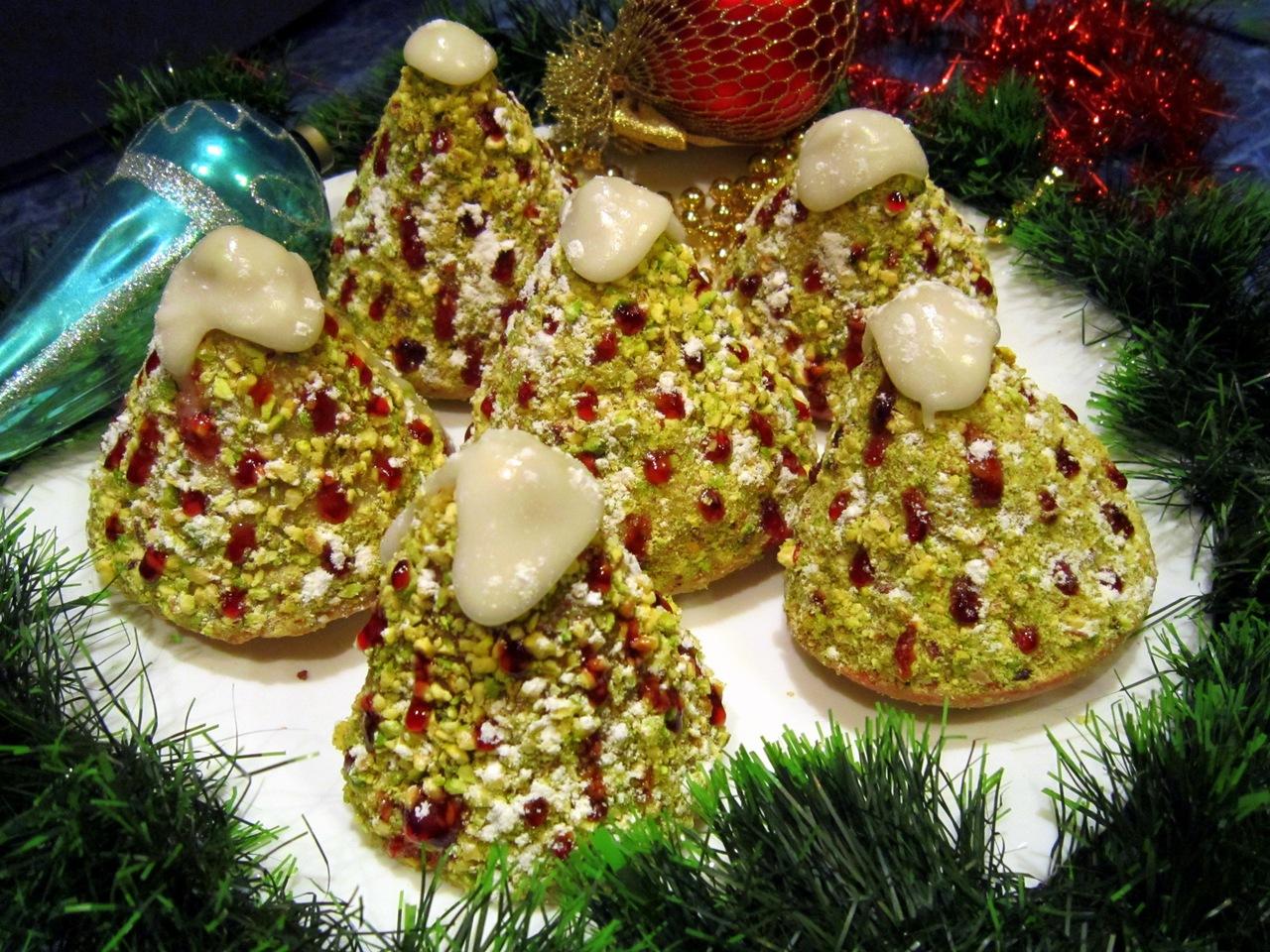 Лучшие новогодние блюда фото рецепты