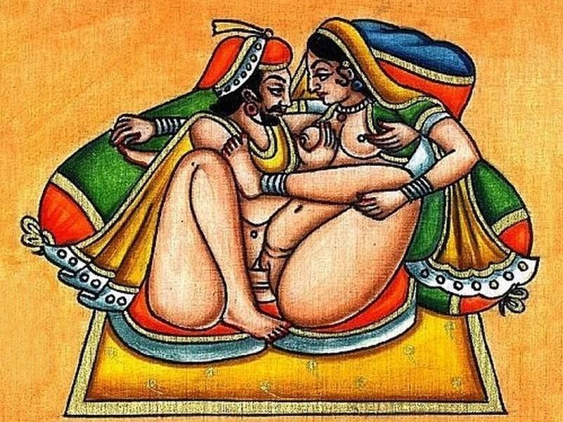 порно рисунки индийская камасутра старинная кафешке