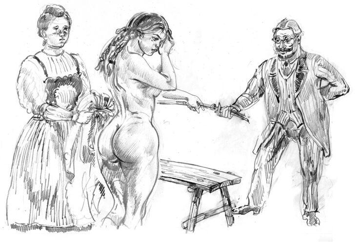 Иллюстрированная порнография