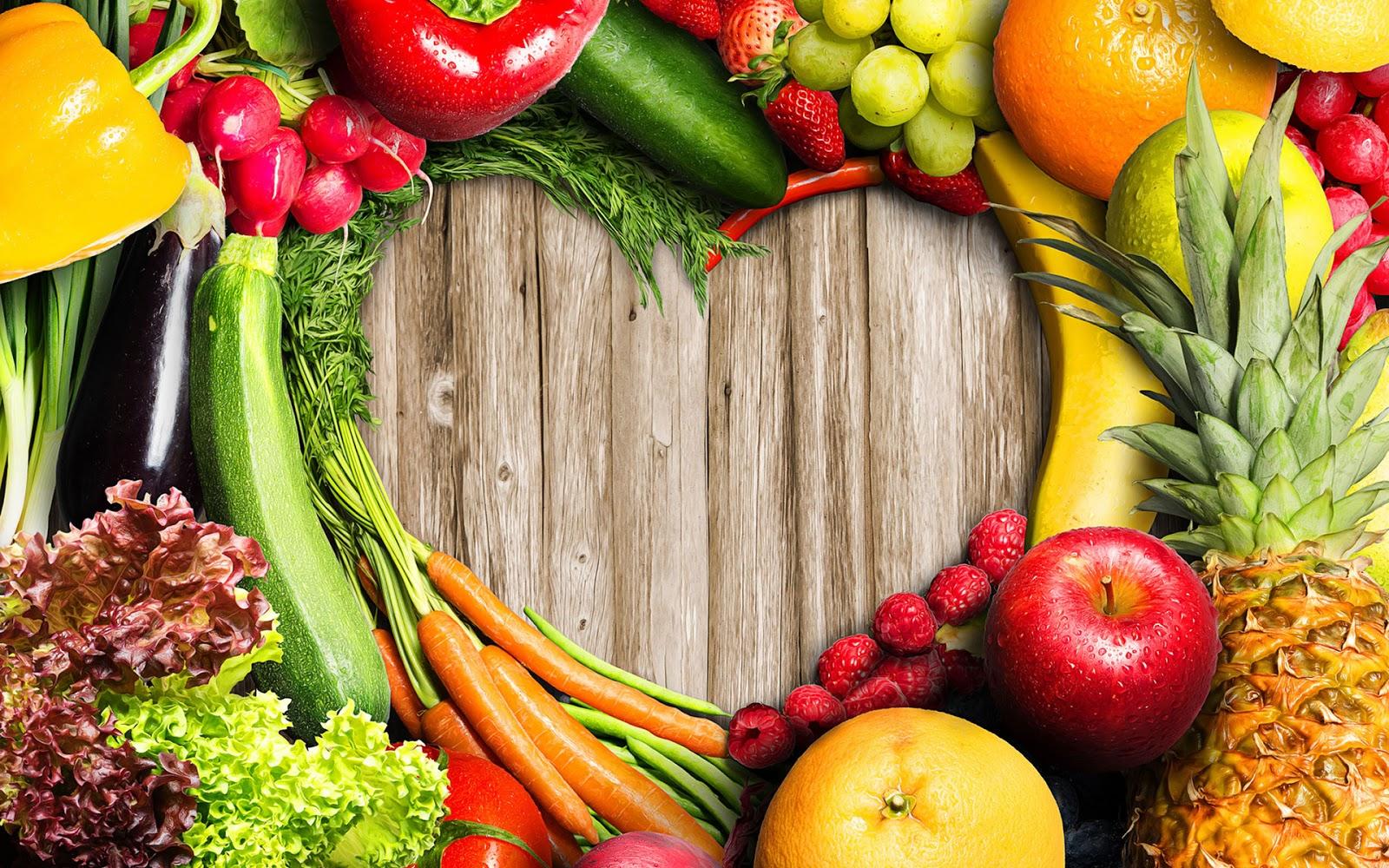 картинки еды овощи фрукты это