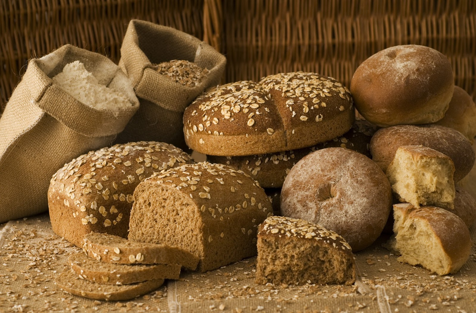 Картинка с хлебом
