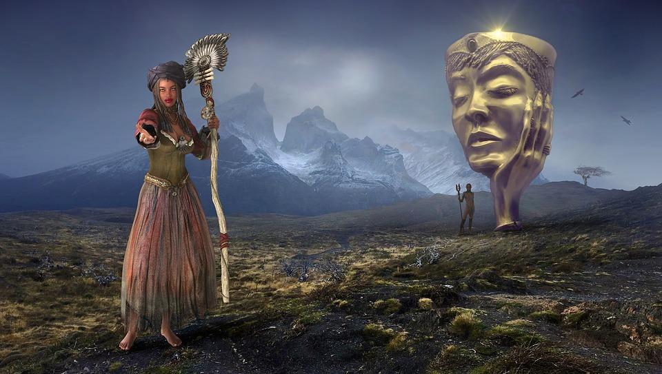 Картинки на рабочий стол шаманизм