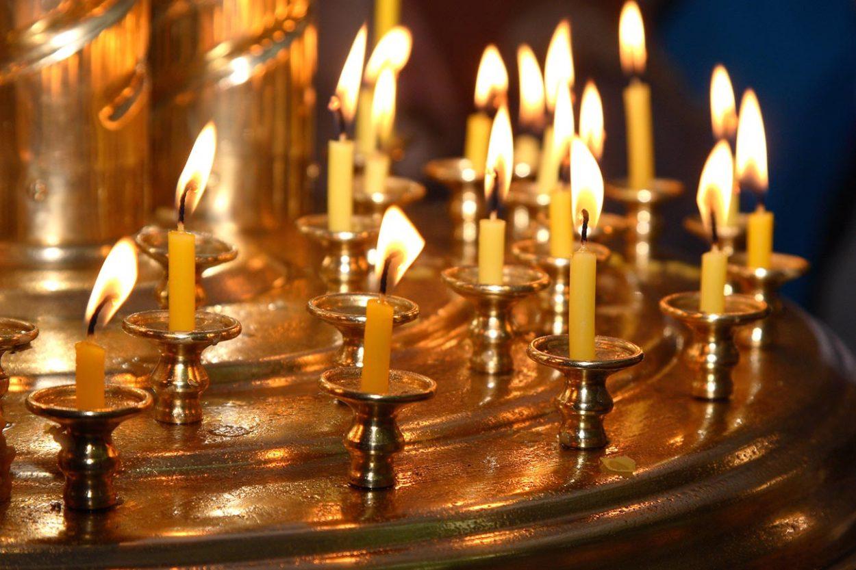 Православные картинки свечи