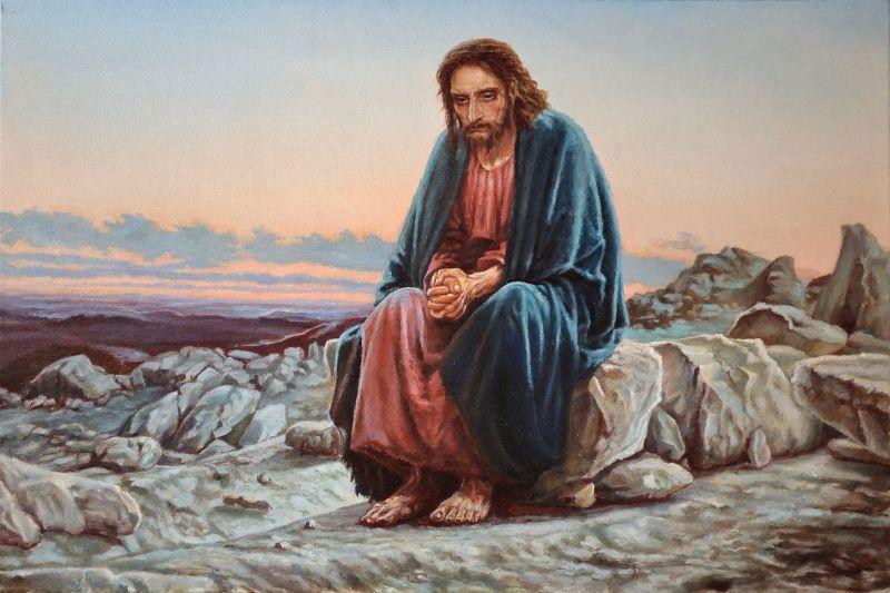 этих камень на котором молился господь иисус фото это
