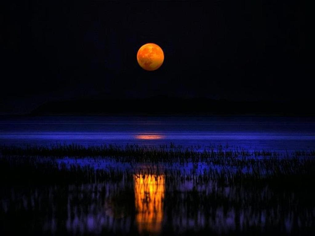 так может фото отражение луны в воде этой самой