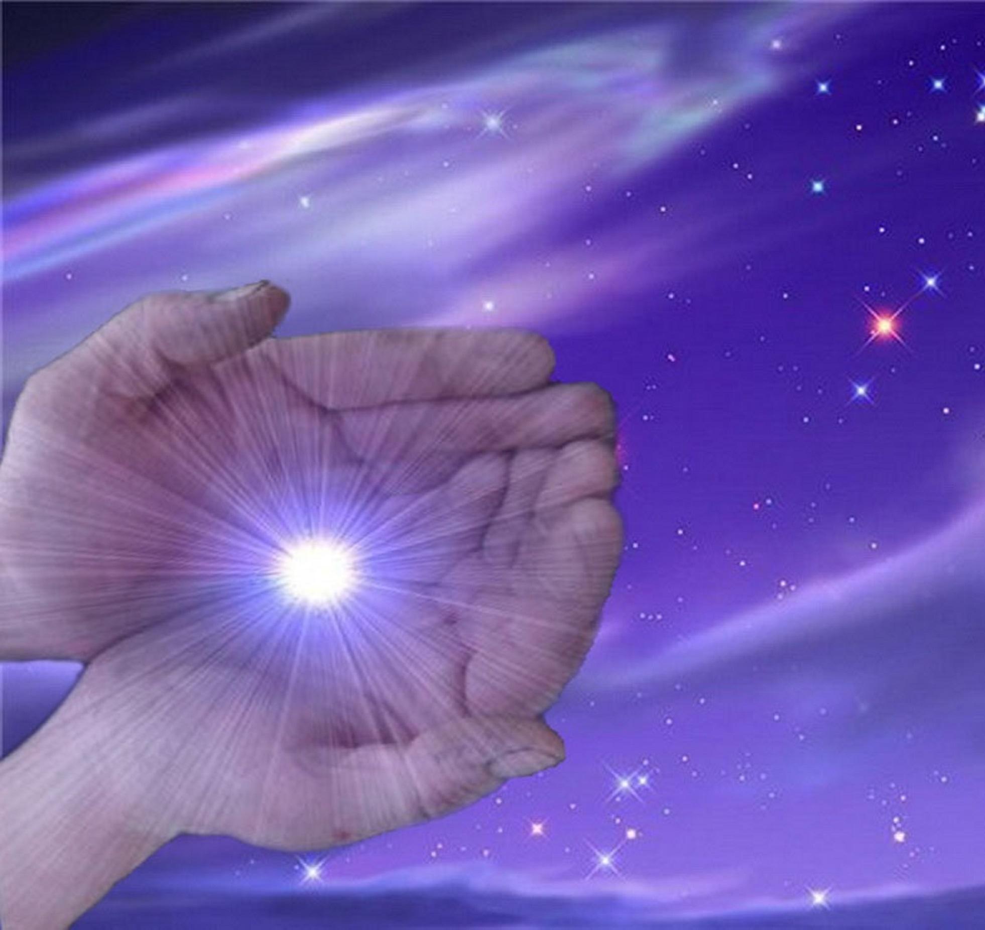Открытки звезда в руках