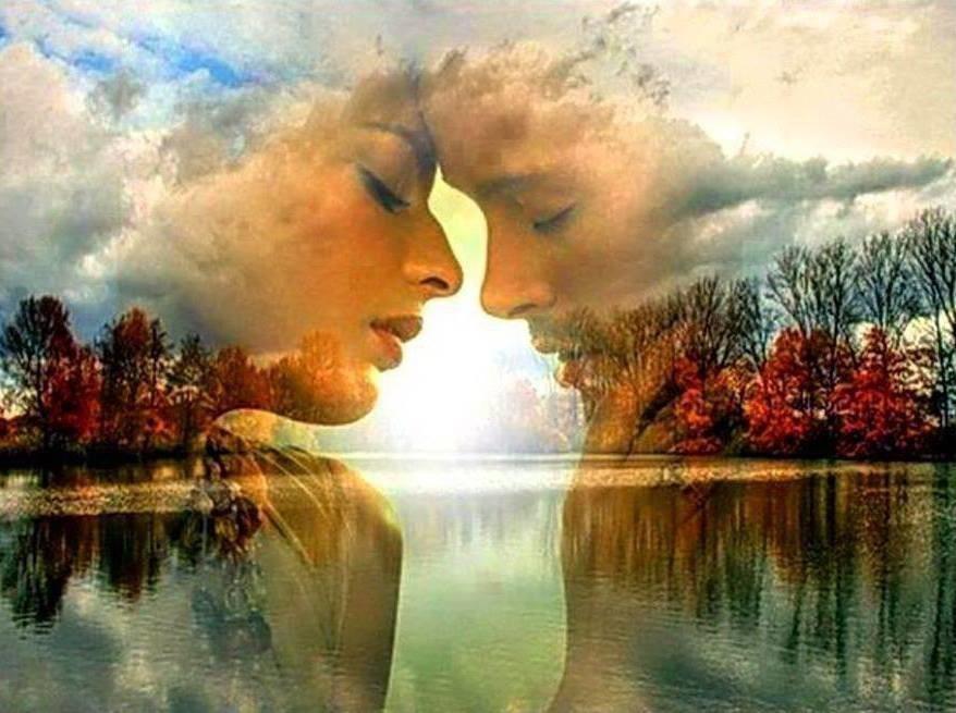 Наши души вместе картинки