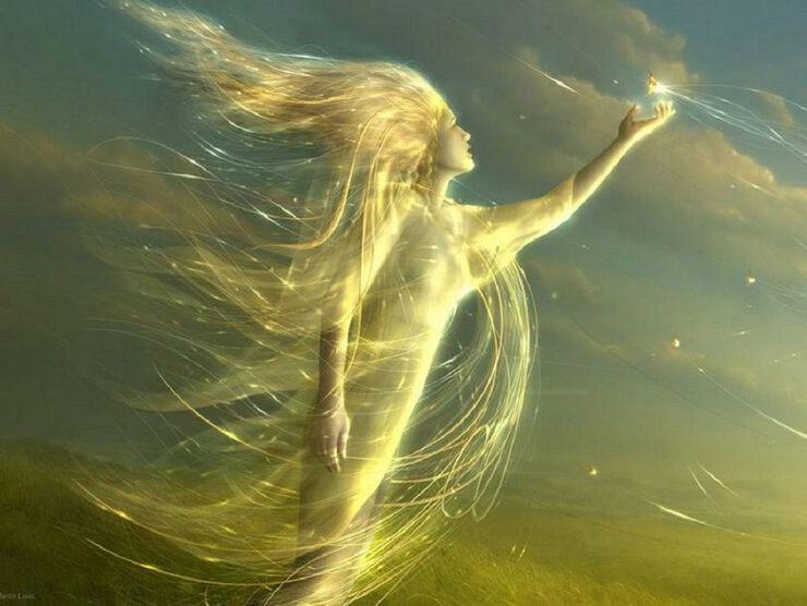 Пасть духом (утратить душевную энергию, отчаяться).