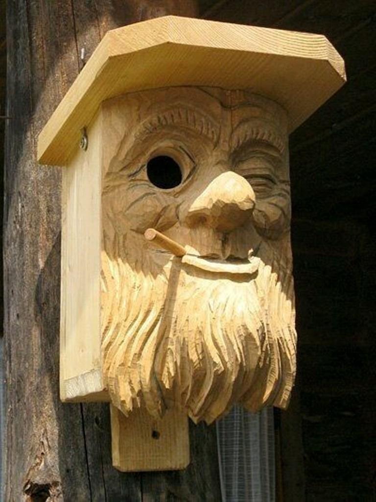 Смешные картинки из дерева