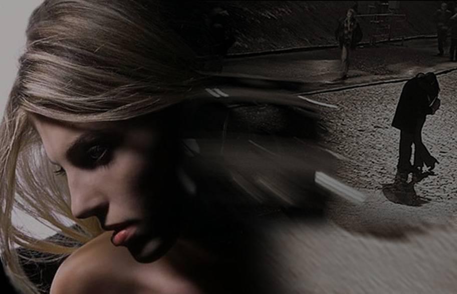 Клип девушка блондинка ждала парня