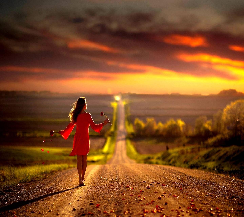 Дорога к счастью картинка