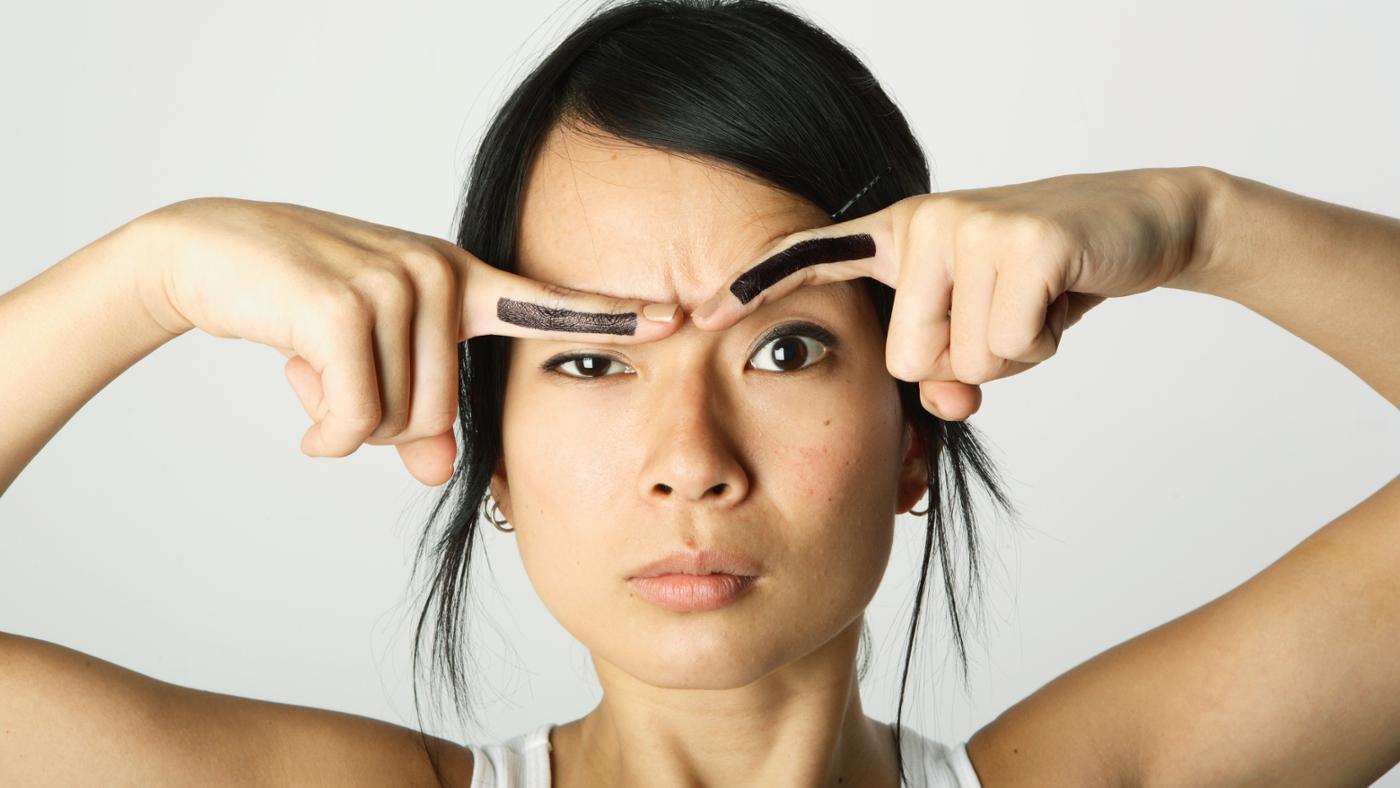 Верхнее веко глаза и характер Физиогномика