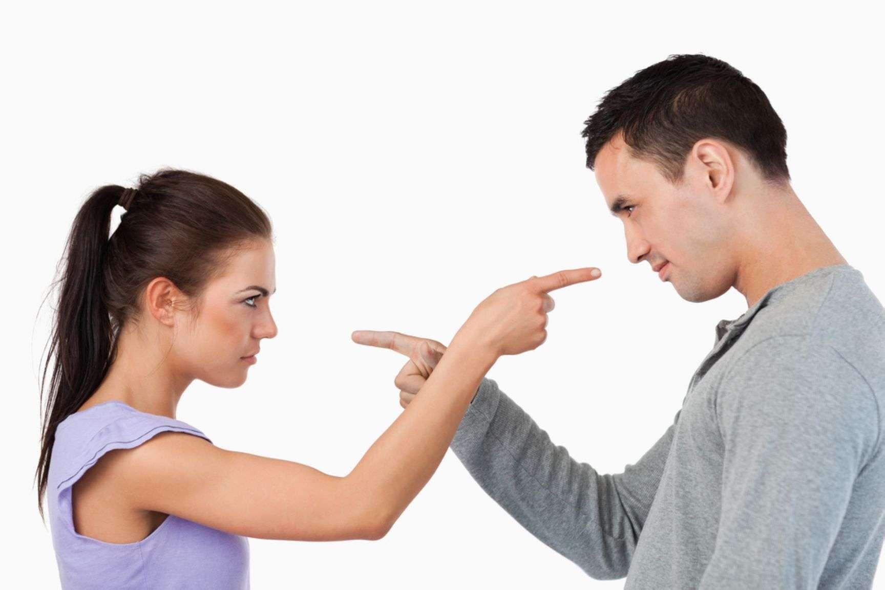 Картинку, открытки ссоры супругов