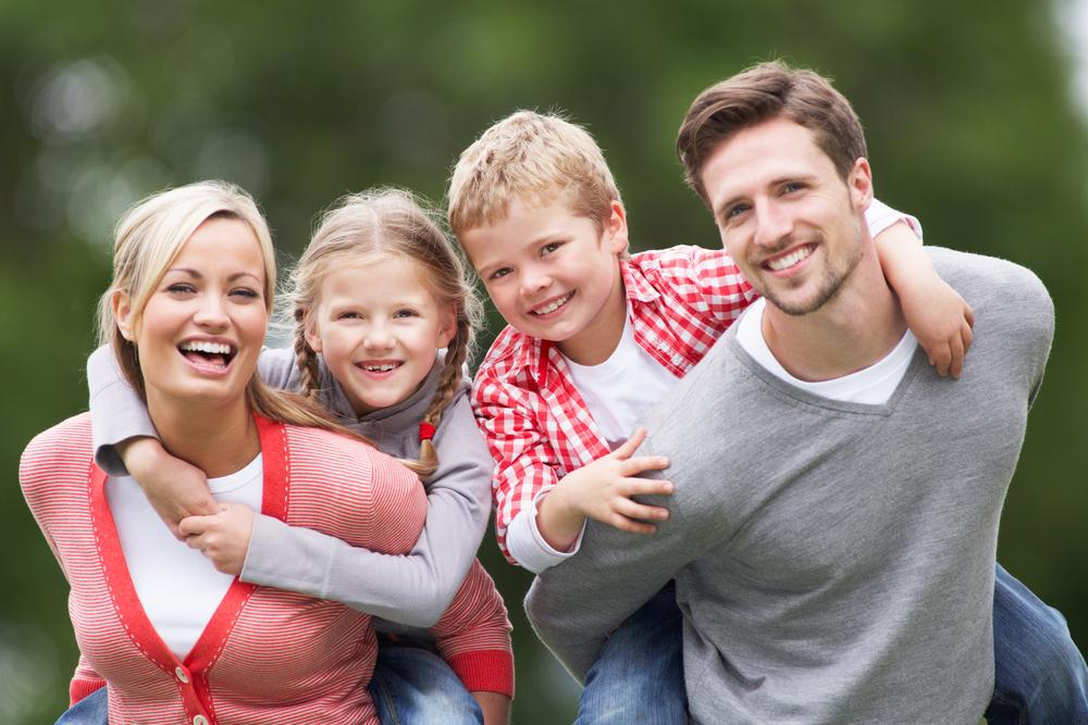 Дети родители картинка