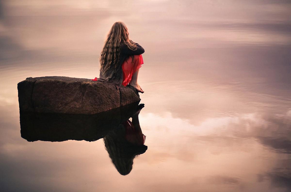 тишина станет тобой картинка постоянно