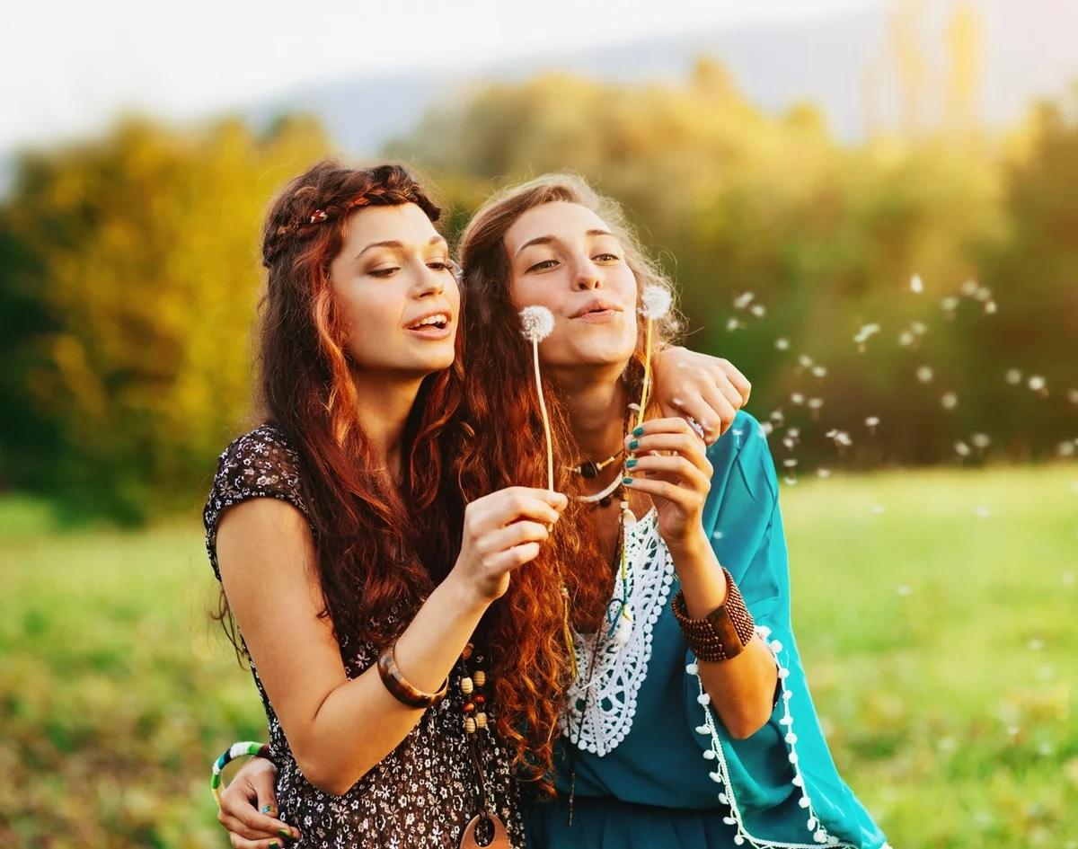 мечтала картинки с дружбой и друзьями красотки