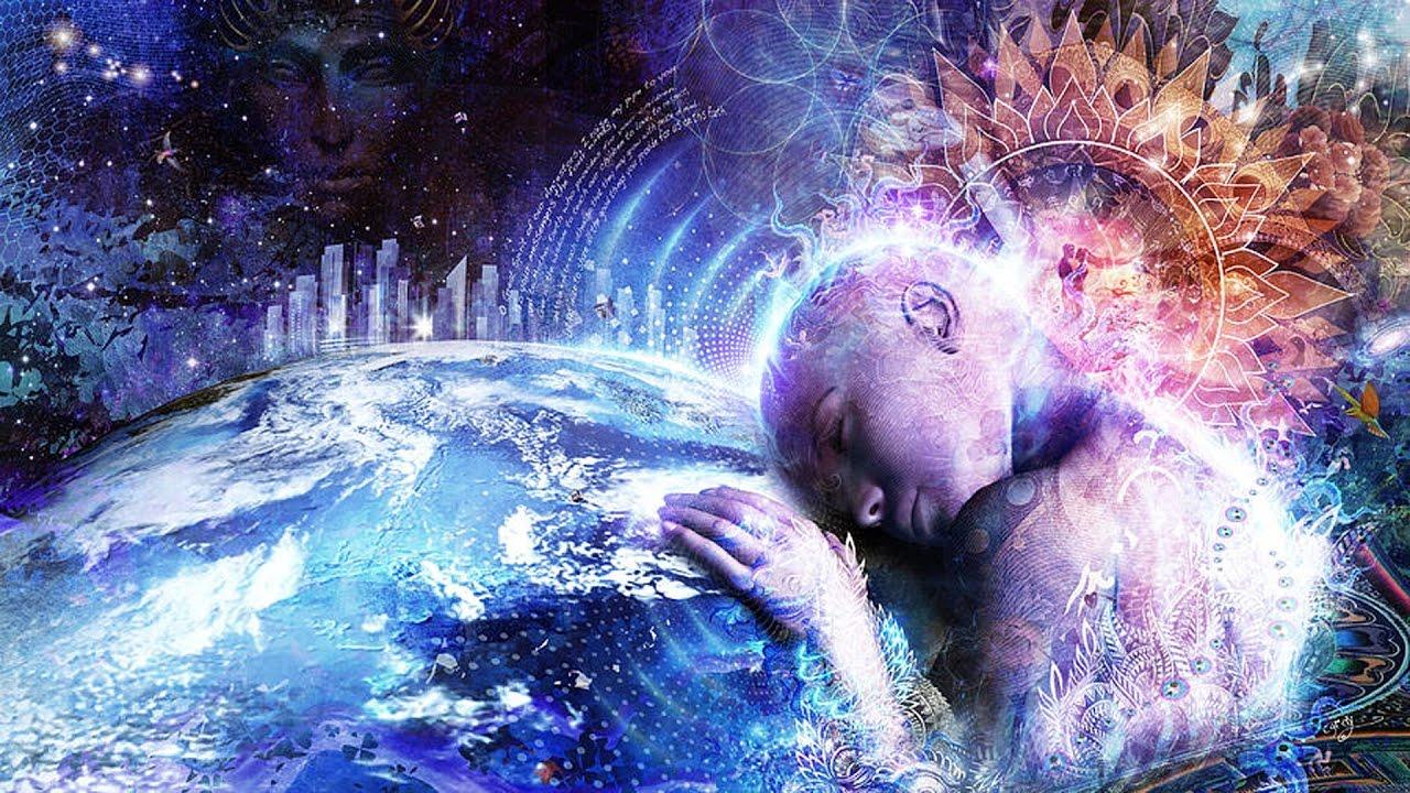 была картинки на расширение сознания краям она