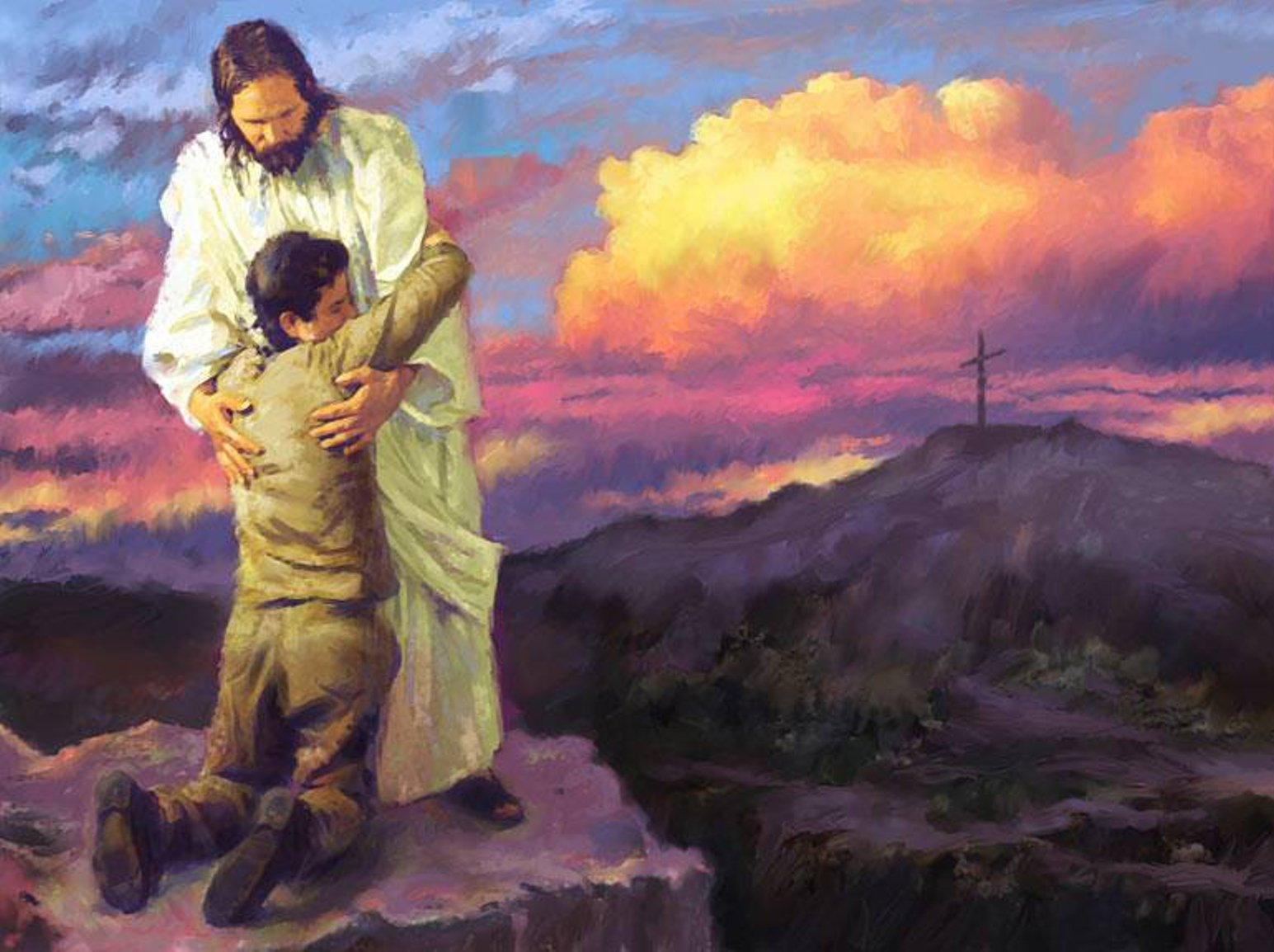 придушення бог любит всех людей картинки поиск