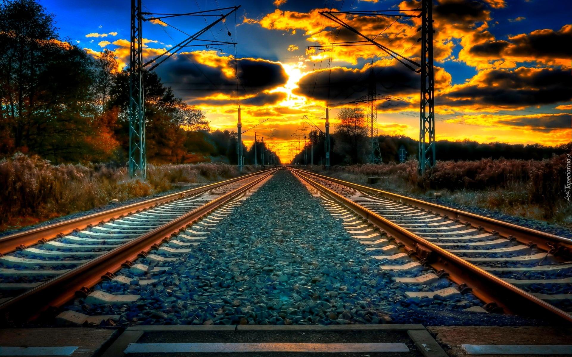 Картинки железнодорожных путей россии