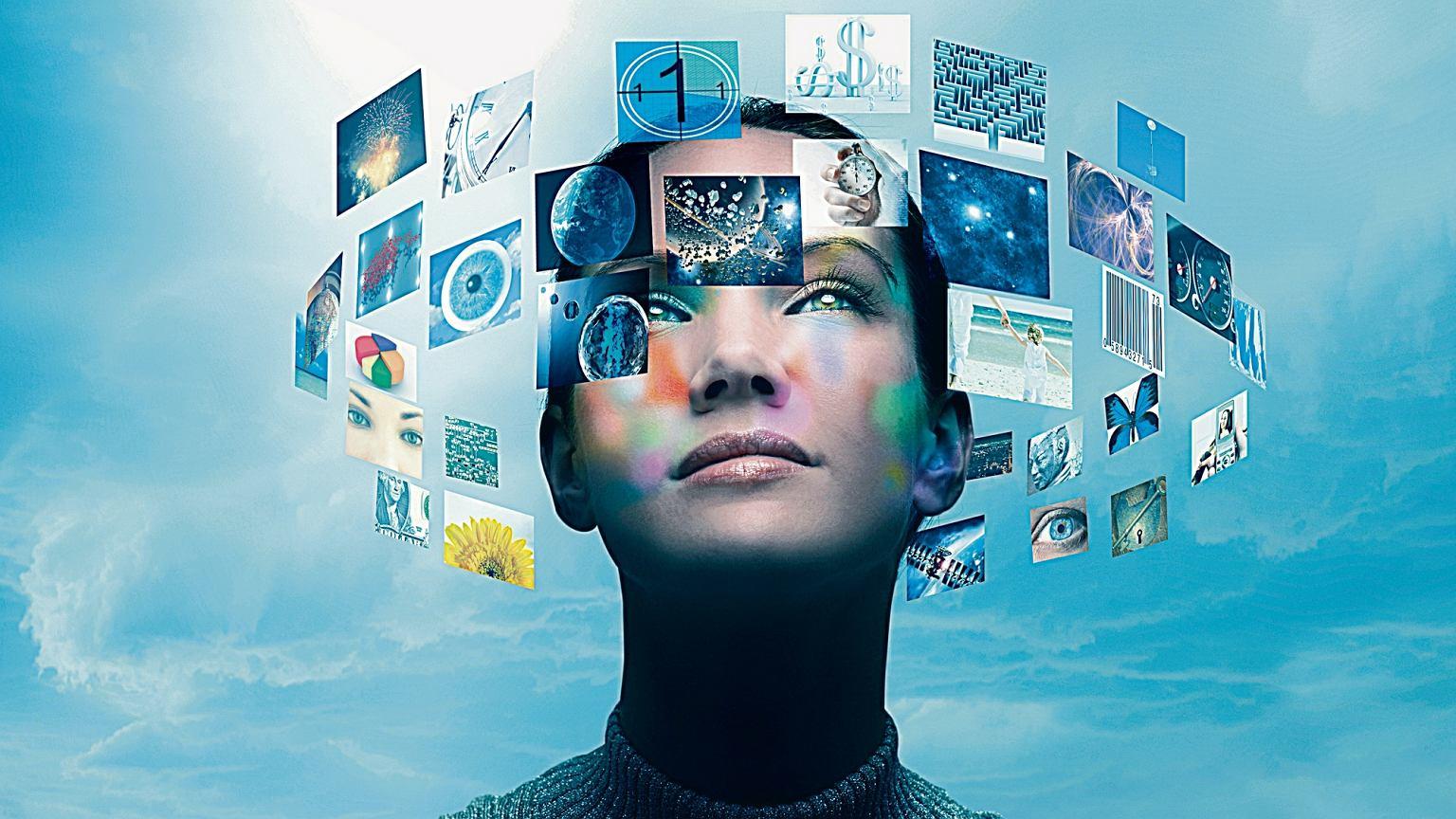 виртуальное лицо или картинка редкие моменты без
