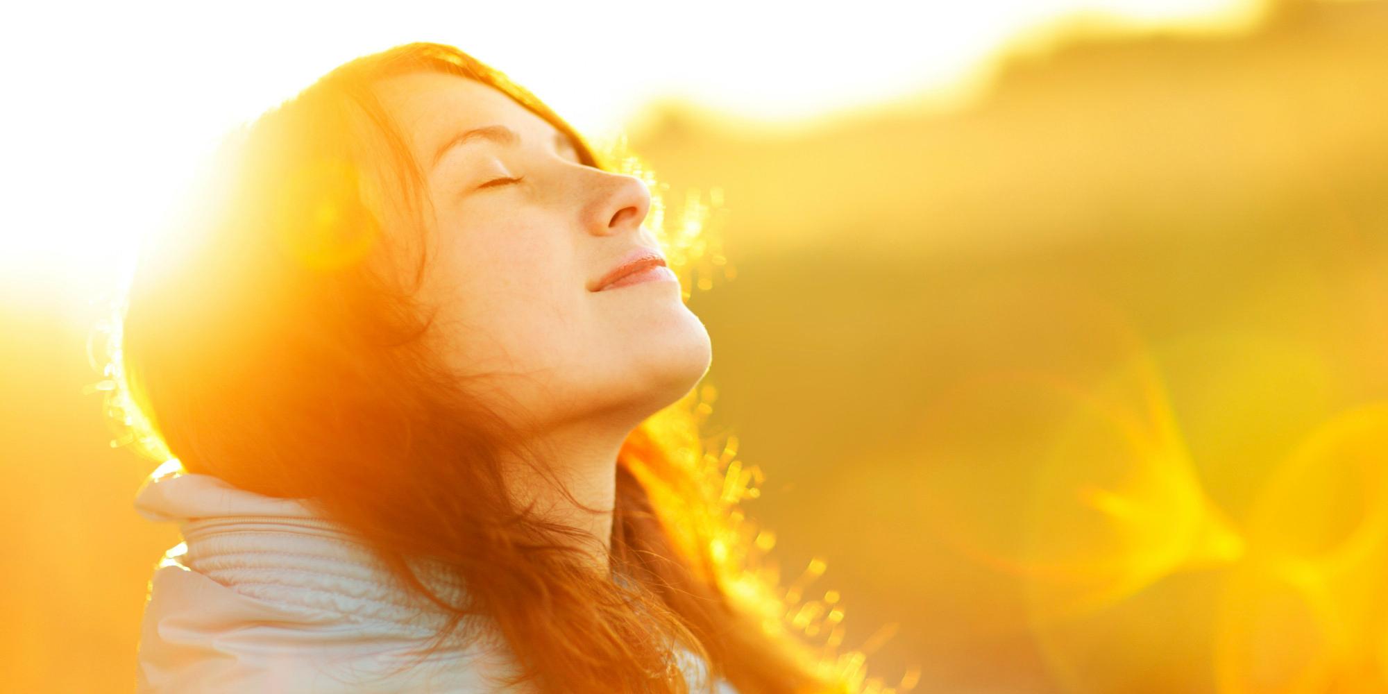 сделать хороший фото сделанные при солнечном свете для